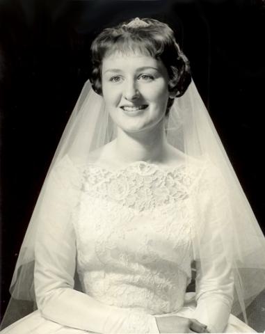 Elaine wedding dress