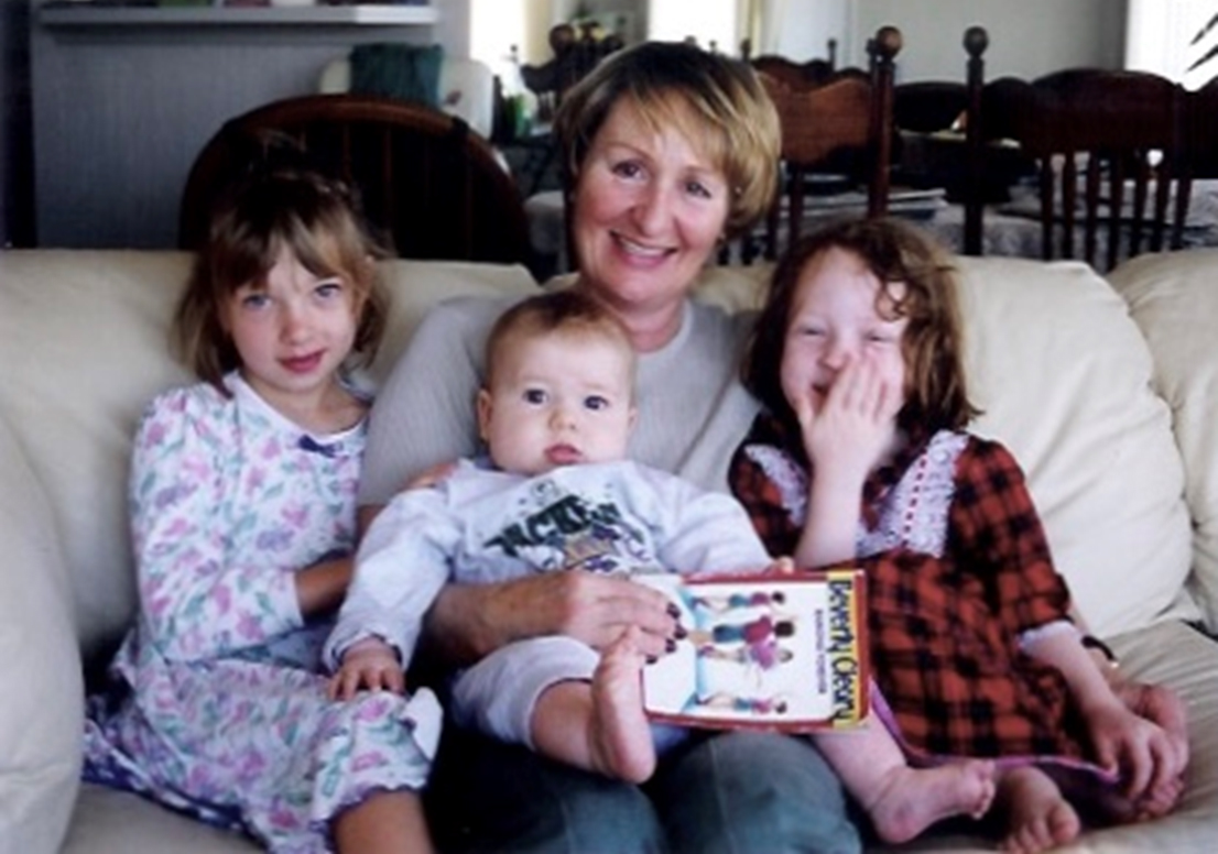 Elaine Schreiber grandmother