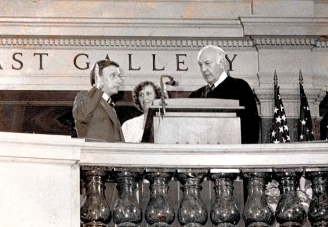 Wisconsin Governor Martin Schreiber