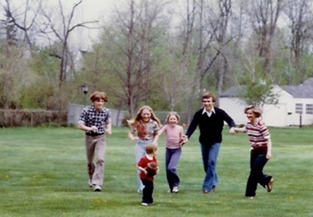 Martin Schreiber Wisonsin children